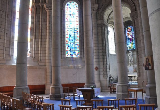 Chapelle du Saint-Sacrement