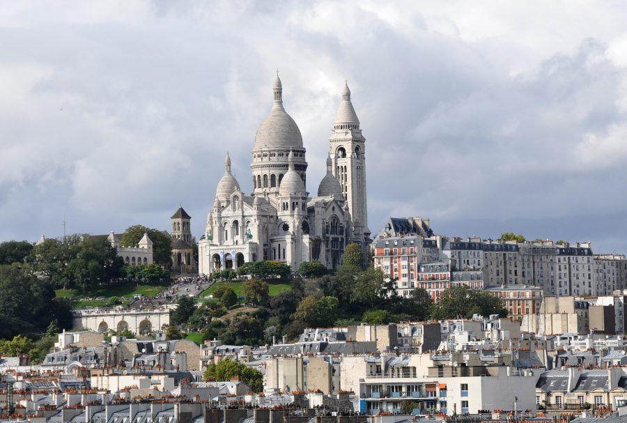 Basilique du sacr coeur de montmartre paris - L art du papier paris ...