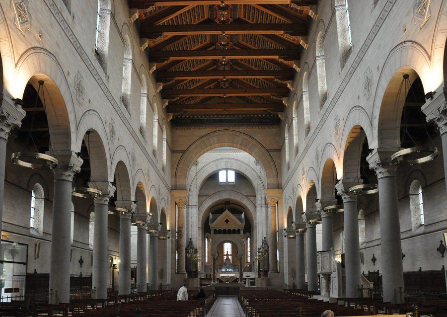 Eglise Saint Pierre De Montrouge 224 Paris