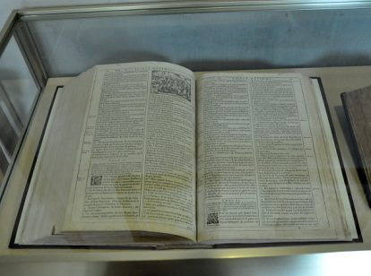 Bible catholique de 1603