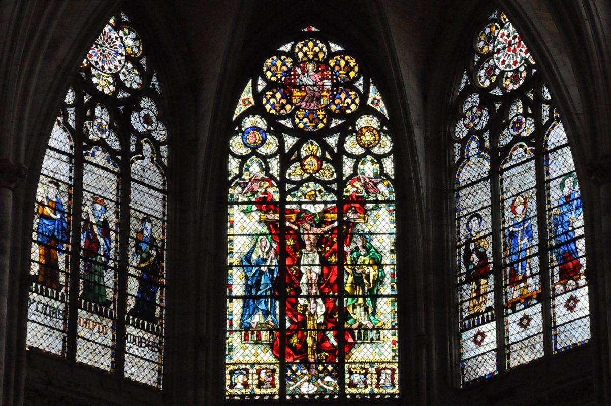 Rouen abbatiale saint ouen - Agence saint ouen rouen ...