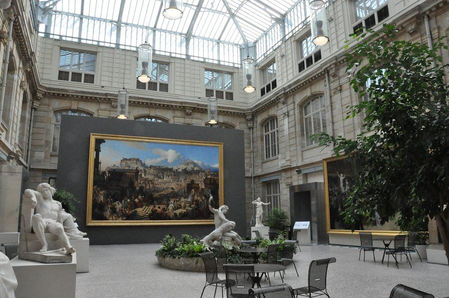 Mus e des beaux arts rouen - Mobilier jardin orleans rouen ...