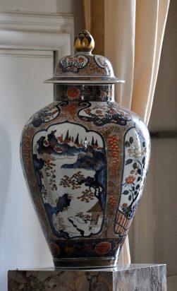 Vase de Chine ou du Japon