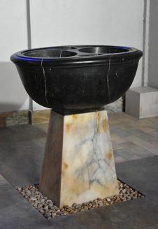 """Résultat de recherche d'images pour """"image baptistère église notre dame de victoire lorient"""""""