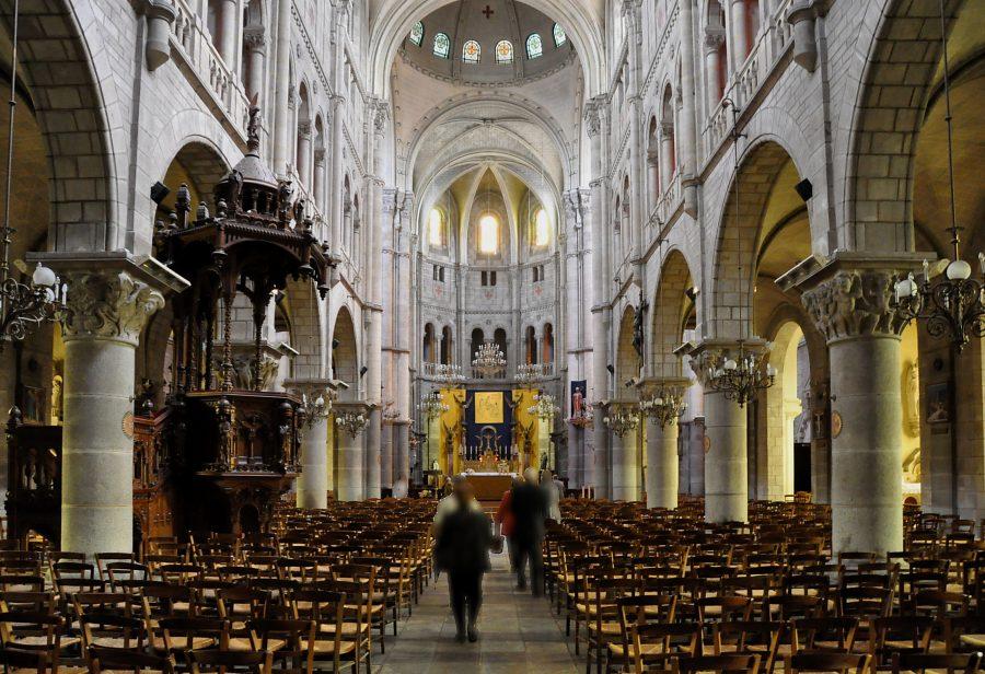 Eglise Saint-Martin à Vitré