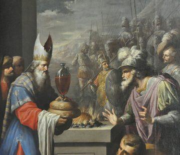 Saint Melchisédek ParNDdBM107