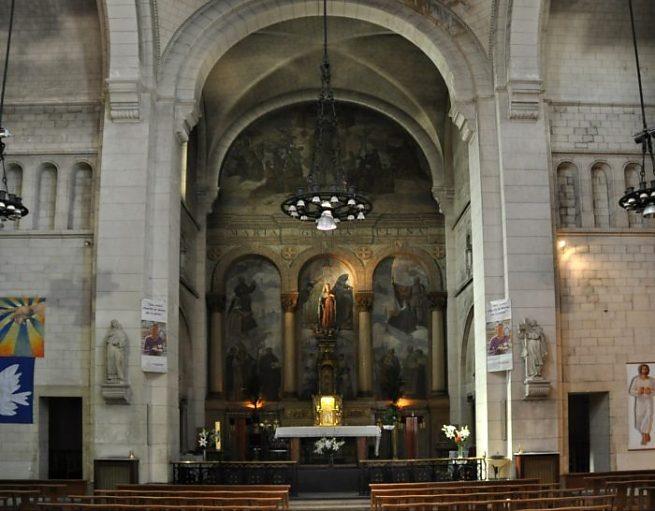 Eglise Du Coeur Immaculé De Marie à Paris