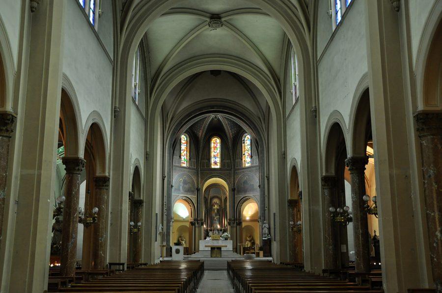 Fabuleux Eglise Notre-Dame-de-Clignancourt à Paris QY23