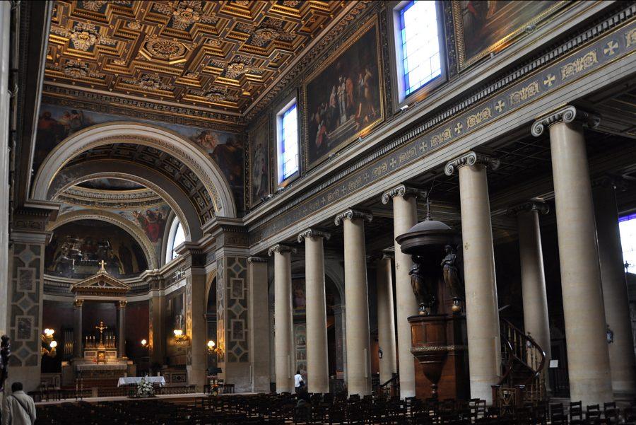 Eglise Notre Dame De Lorette à Paris