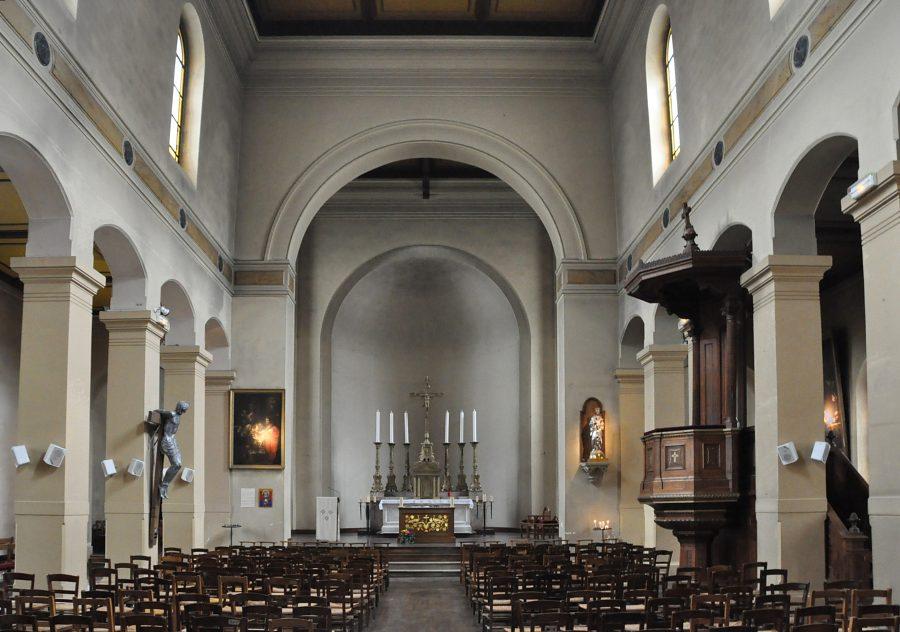 Bien-aimé Eglise Notre-Dame-de-la-Nativité-de-Bercy à Paris YT85