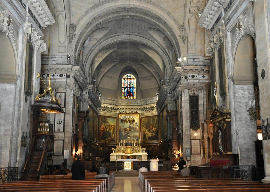 Eglise Notre Dame Des Victoires à Paris