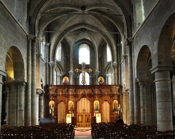 Eglise Saint Pierre Ville Tours