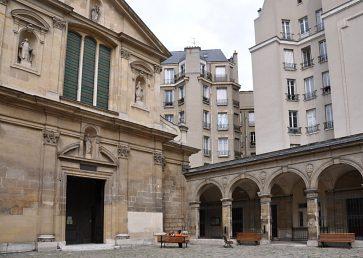 Eglise Saint-Joseph-des-Carmes à Paris