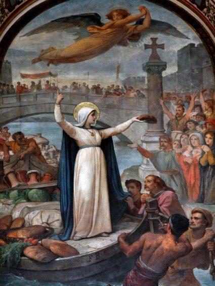 La Sainte Trinité, tableau