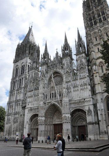 Cath Drale Notre Dame Rouen