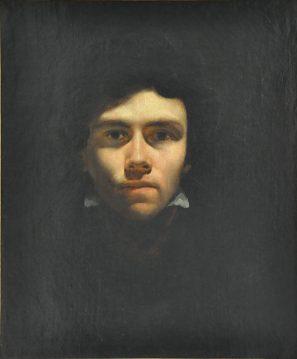 «Portrait de Delacroix»