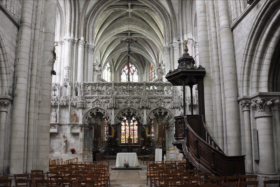 Eglise sainte madeleine troyes - Eglise la porte ouverte culte en direct ...
